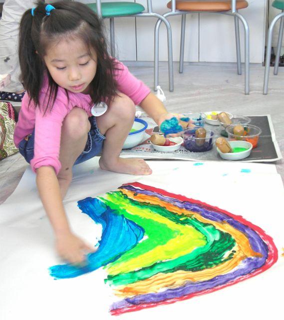 アートセラピーと色彩心理